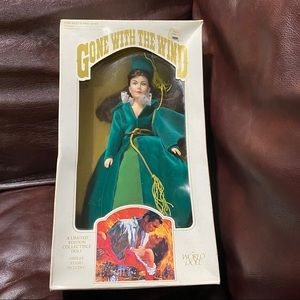"""Gone With The Wind Limited Edition Doll """"scarlett"""""""